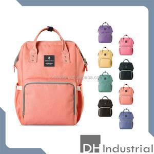 OEM best babies product backpack diaper bag from Guangzhou