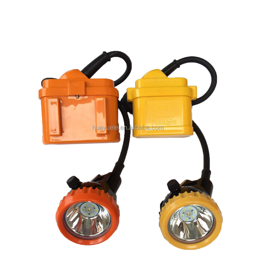 Portable rechargeable mining cap light LED Mining lighting Underground explosion-proof cap lamp