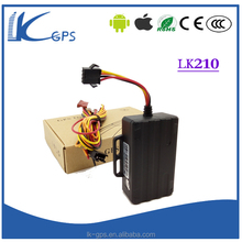 LKGPS gps tracker for motor vehicles with cut-off alarm gps tracker LK210