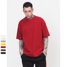 AL-8193S Blank designer casual mens oversized tshirt in stock /<strong>oem</strong>