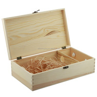 wooden wine packaging box