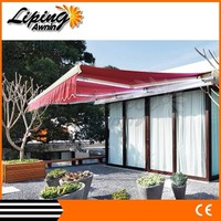 Top selling products 2016 roof folding shade canopy, caravan porch awning