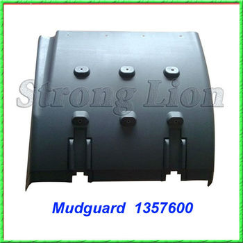 Excellent quality Strong Lion auto Mudguard suitable for Scania truck parts 1357600