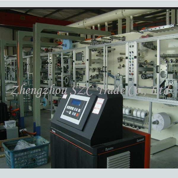 Full servo baby diaper making machine price
