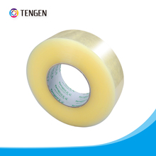 New products wholesale price customized bopp tape jumbo roll with company logo