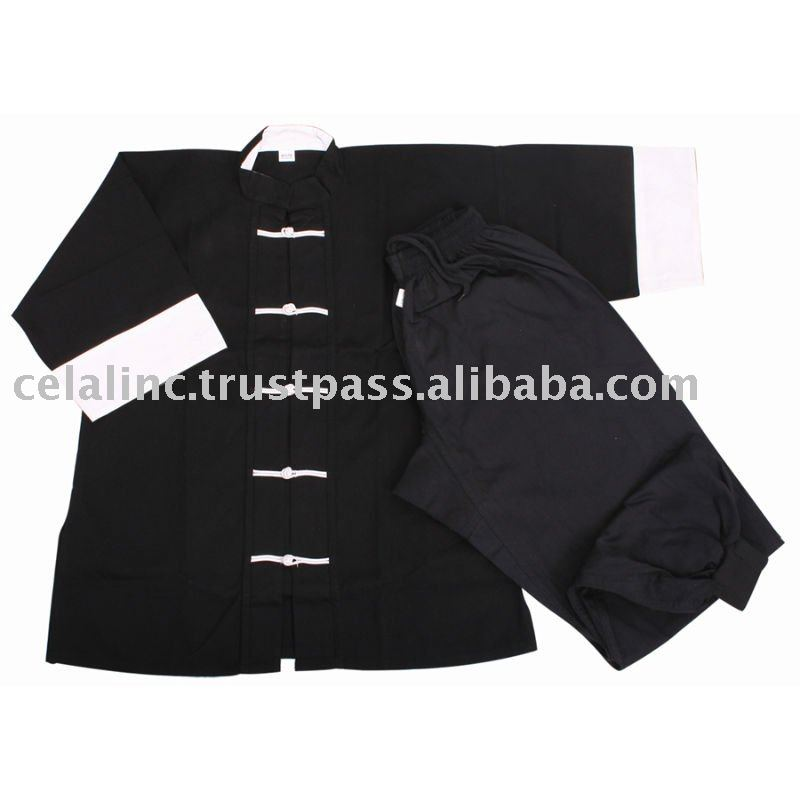 kung Fu uniform, Martial Arts Uniform, Poly cotton Martial Arts Uniform