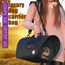 New High Quality Dog Cat Bag Solid Pet Carrier Safety Outside Traveling Carrier Breathable