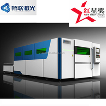 Best price 2000W metal sheet cnc fiber laser cutting machine with IPG Trumpf