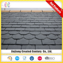 Natural black slate roofing, roof slate