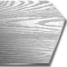 Deep embossed stainless steel press plate for hpl furniture
