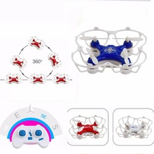 Mini RC Quadcopter 2.4G 6CH 6-Axis Gyro Drone Altitude Hold UFO Adult Toy Gift
