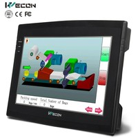"Wecon 10.2"" cheap china hmi for industrial automation and optional for proface hmi"