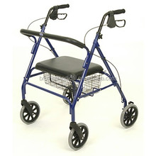 Fashionable walker rollator for child