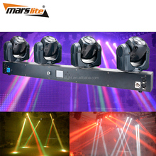2016 New arrival stage dj equipment lighting wholesale 32W RGBW 4in1 powerful LED moving head beam light bar