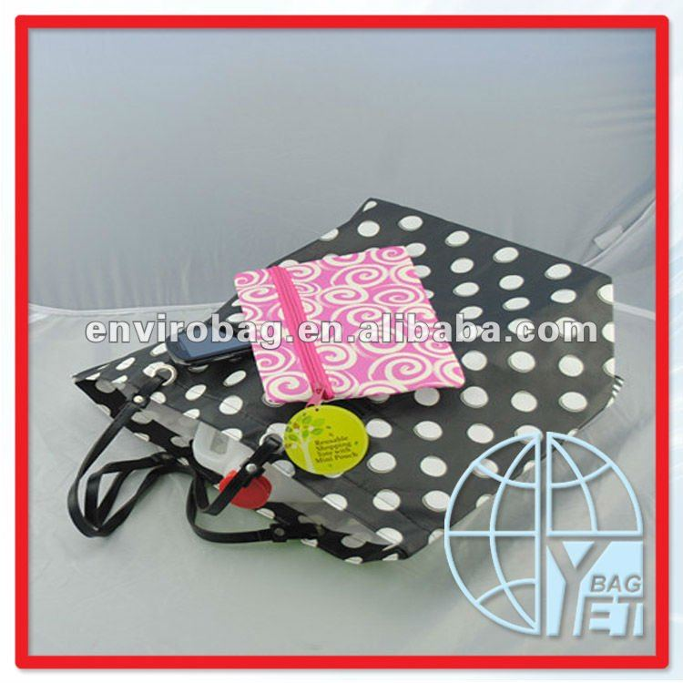 pp non woven gift Hand and bag
