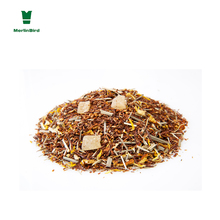 English morning tea slimming detox chrysanthemum lemon grass rooibos tea