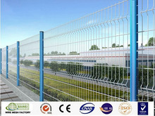 Customized Top Sell Galvanized mesh steel wire temporary fence panel