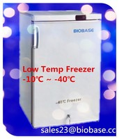 Good quality minus 40 VERTICAL Low Temperature Freezer (ISO CE) for research institutes, electronic industries