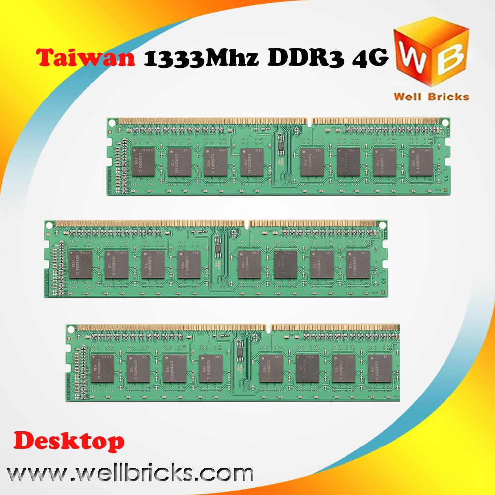 Best Price 4gb ram ddr3 memory 1333mhz 1666mhz