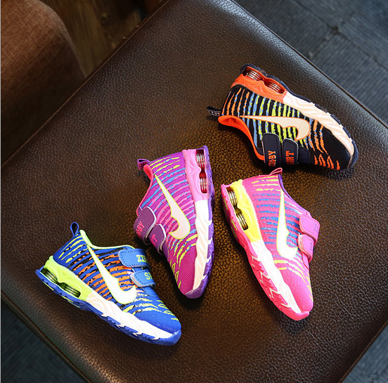 Children shoes boys shoes mesh small boys students running shoes