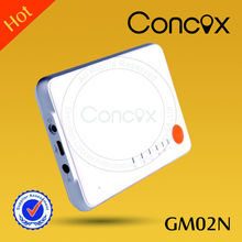 Concox MMS security system GM02N infrared security alarm