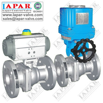 Fire Safe Ball Valve
