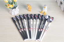 big hero student ballpen wholesale cartoon ball pen baymax ballpoint pen fashion pen
