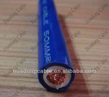cooper Sales 50mm2 70mm2 Flexible Rubber Welding Cable