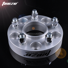 Car wheel spacers 5x108 CB 63.4 Aluminum alloy auto wheel adapters