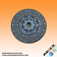 "TRUCK Clutch Cover 1878002139 PRESSURE PLATE CLOSED SPRING TYPE Hub Profile: 2"" -10N"