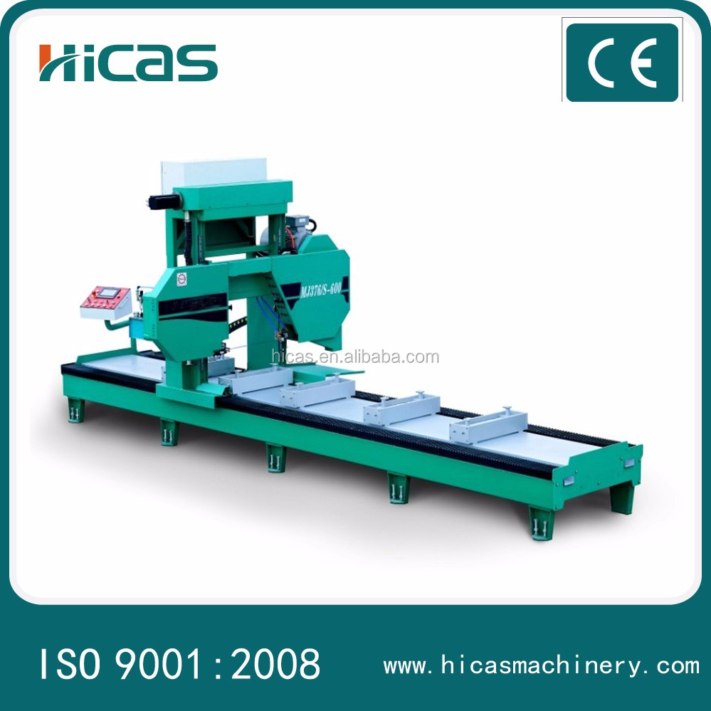 MJ375S Special hot selling band saw cutting machine Portable horizontal band sawmill