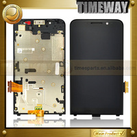 mobile phone lcd screen/display touch screen/digitizer for blackberry z30 4g with frame assembly black alibaba website