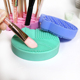 Wholesale cosmetic facial stand holder make up brush cleaner and dryer