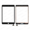 New Black Front Touch Screen Glass Digitizer Lens Replacement for iPad Mini