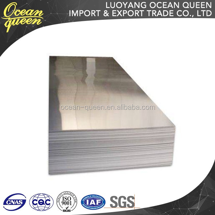 6063 T6 Aluminum Sheet 1mm Thick