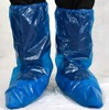 Waterproof Disposable PE boot cover with CE & ISO certificatesfor food industrial