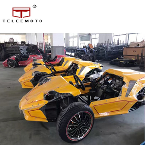 EEC 250cc 300cc ZTR Trike Roadster with Reverse Gear