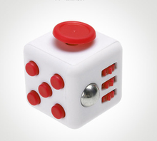 2017 New Relieves Anxiety Desk Toys Anti Stress Fidget Cube