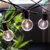 Globe String Lights with G40 LED filament bulbs