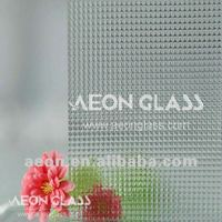 3mm-8mm Clear Crystal Glass with CE&ISO certificate