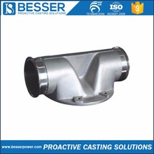 silicone sol precision casting 446 stainless steel 10# carbon steel 4330 casting steel 24v solenoid valve company