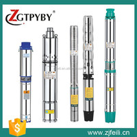 Stainless steel submersible water pump 1 inch