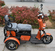 moped cargo tricycles from china