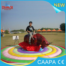 Changda fpark new exciting kids ride musical flying tiger machine