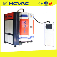 Metal PVD jet black color plating/coating machine/Stainless steel PVD jet black titanium coating machine