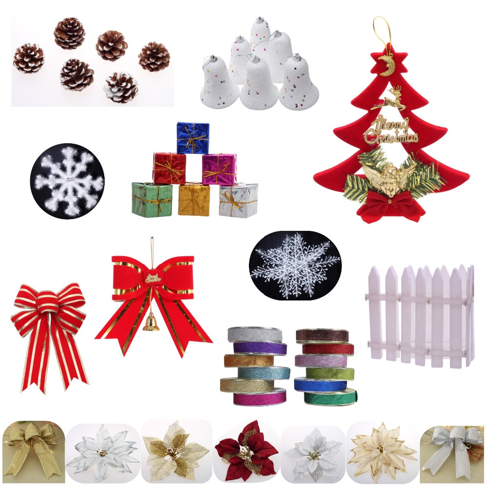 Wholesale christmas decorations craft christmas tree for Discount christmas decorations