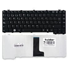 Laptop keyboard For TOSHIBA L635 L640 L645 L745 C640 C645 SP/LA Spainish layout