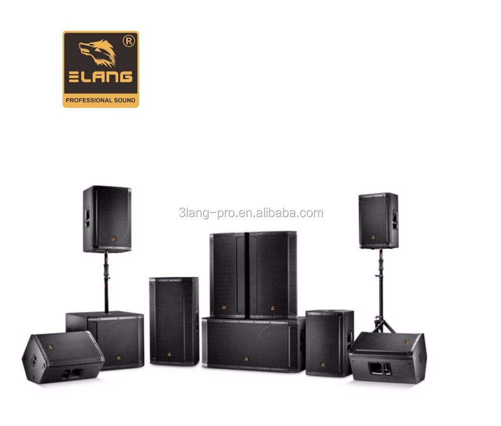 SRX800 Series professional system speaker from enping china