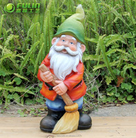 Labour America Polyresin Decorative Elves