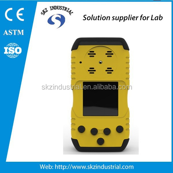 Diffusion type Ex gas CO H2S O2 portable multi gas detector